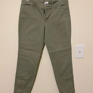 OldNavy pixie cut ankle pants regular